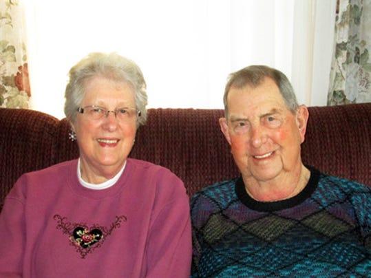 Anniversaries: Eldon Berg & Geraldine Berg