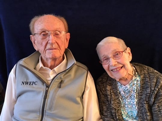 Anniversaries: Charles Rolland & Viola Smart