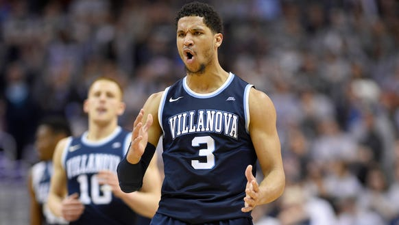 Villanova is the defending men' basketball champion.