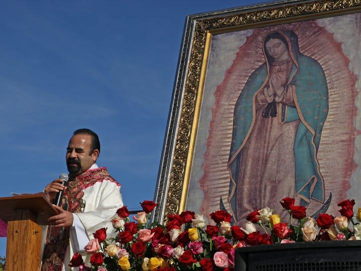 Celebrations of Fr. Enrique Herrera's award and La