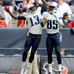 Injuries now piling up for Titans' wide receivers