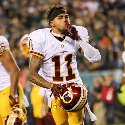 Eagles' preview: Can slumping 'D' stop DeSean, end skid?