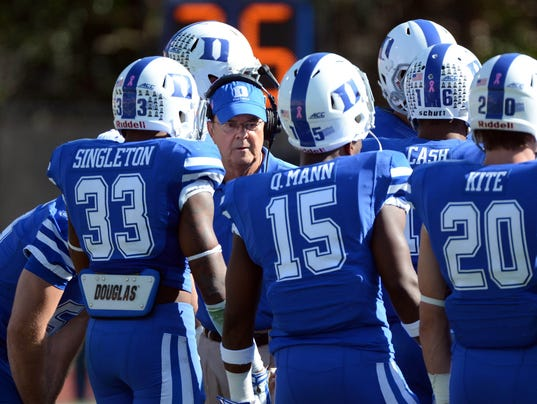 duke football score today college football schedules 2015