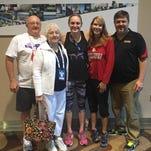 Public helps Worrell family make trip to Rio