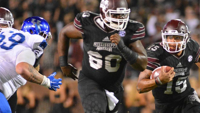 Mississippi State center Jamaal Clayborn ranks No. 9 on The Clarion-Ledger's list of most important Bulldogs.