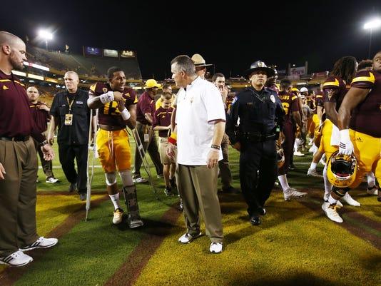 Cal Poly vs ASU Football