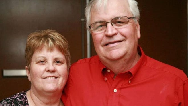 Florence Rotary Club has named Mark and Debbie Staggs of Florence as the 2017 Citizens of the Year for their more than a quarter of a century of leadership of the Special Olympics of Northern Kentucky.