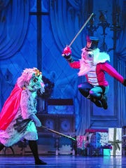 "The Appalachian Ballet presents ""The Nutcracker"" in shows in Knoxville and Maryville."
