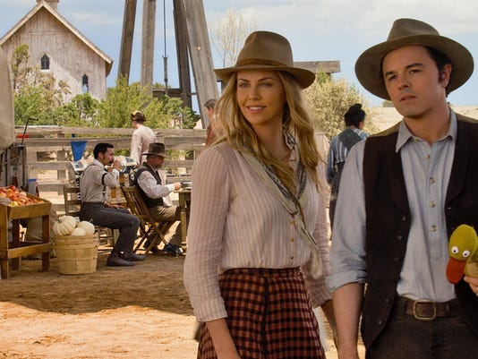 Film Review A Million Ways to Die in the West