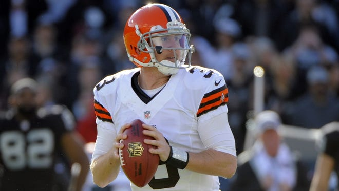 The Browns are looking for QB Brandon Weeden to take a big step in his sophomore NFL season.