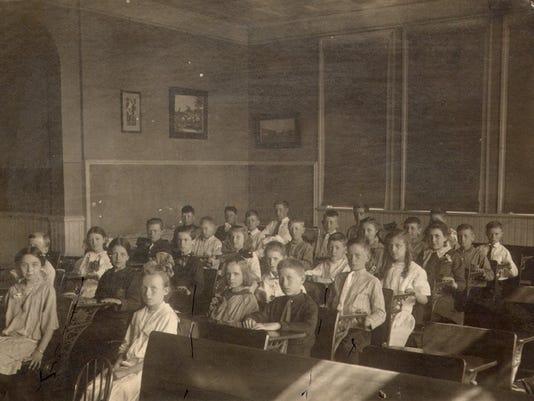 School Days, Polk School