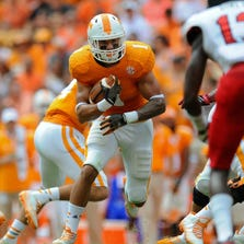 Vols running back Jalen Hurd has been named SEC Freshman of the Week after his performance against Arkansas State.