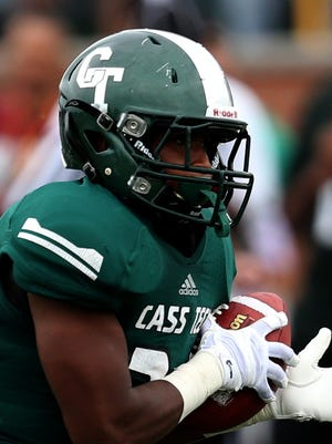 Detroit Cass Tech's Tim Cheatham