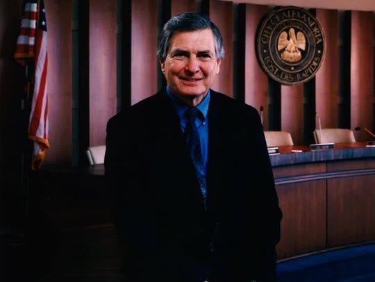 "Edward G. ""Ned"" Randolph Jr. served as mayor of Alexandria"