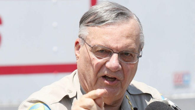 Sheriff Joe, soon to be 82, has plans for the future.