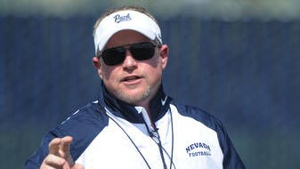 Wolf Pack coach Brian Polian and his staff have been hitting the recruiting trail hard.