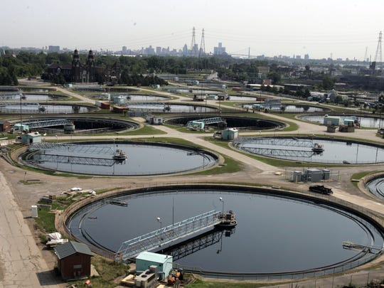 Public officials hope that by analyzing Detroit sewage samples, they can track and predict coronavirus outbreaks.