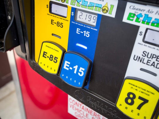 E85 Gas Stations Near Me >> Why Iowans Will Likely See More E15 And E85 Gas At The Pump Soon