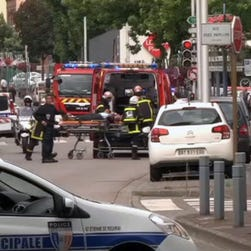 French police kill attackers who took hostages in church