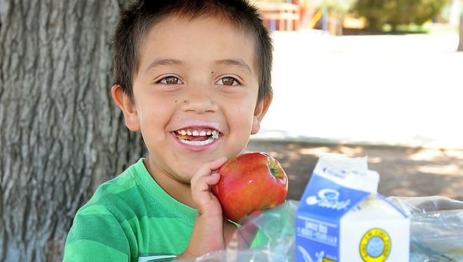 Free meals for children will be offered at 11 locations in Alamogordo and one location in Tularosa during the summer months.