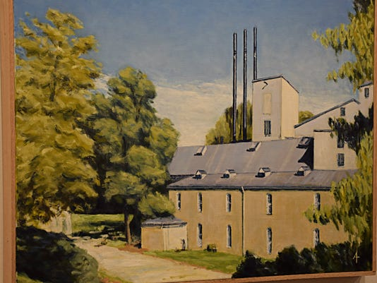 635844886997467477-Jewish-Community-Center-Patio-Gallery-Mazin-Exhibit-Woodford-Reserve-Distillery-by-Alexander-Taylor-Oil-on-canvas-second-place.jpg