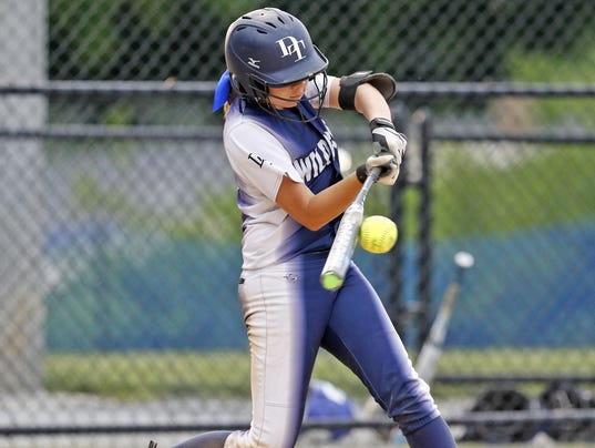 Dallastown vs. Lower Dauphin Class AAAA softball