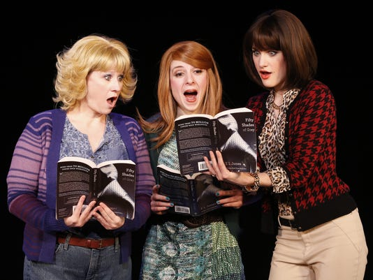 The Book Club Ladies from 50 Shades. Photo by Carol Rosegg.jpg