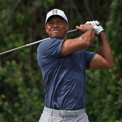 Tiger Woods squanders opportunity to go low Saturday at Honda Classic