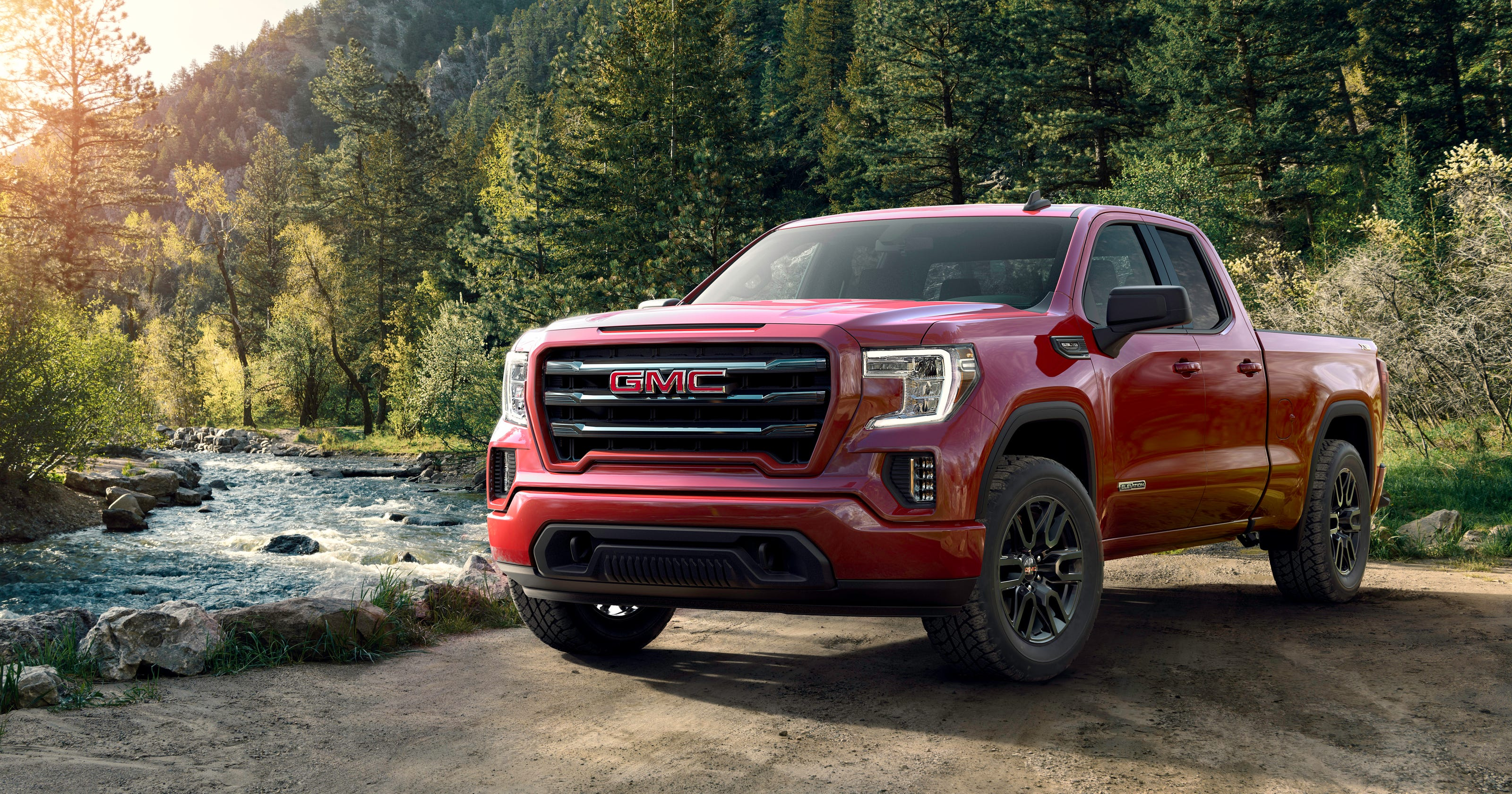 Gmc Adds A Tricked Out Truck To Its 2019 Sierra Lineup