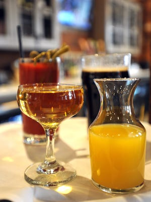The Gathering at Livingston Mercantile offers a diverse selection of libations. Mississippi's Legislature is considering a measure that would allow patrons to take drinks off-site.