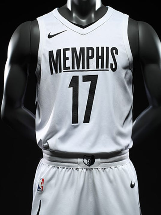Grizzlies MLK50 Pride uniform