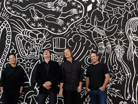 Jimmy Eat World returns to Pensacola for a Feb. 28