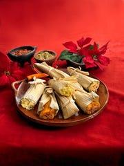Holiday tamales from Food City