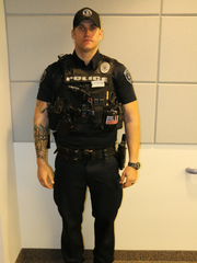 Officer Christoph Putton