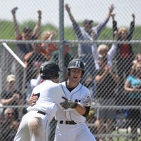 Bunt game tips scales in Northville district baseball conquest