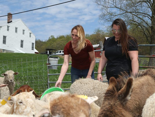 Mothers & Daughters - Adriance Farm