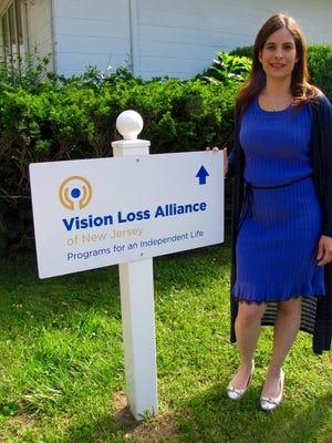 Elsa Zavoda of Bridgewater is the new Program Director at Vision Loss Alliance