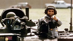 1988 Democratic presidential nominee Michael Dukakis