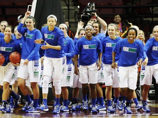 FGCU women's basketball