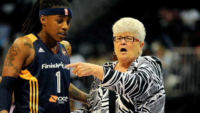 Lin Dunn, who coached at Austin Peay from 1972-77, has been with the Indiana Fever since 2008.