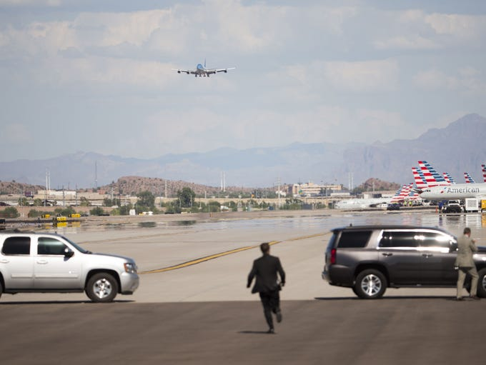 An airport runway might be the last location you would