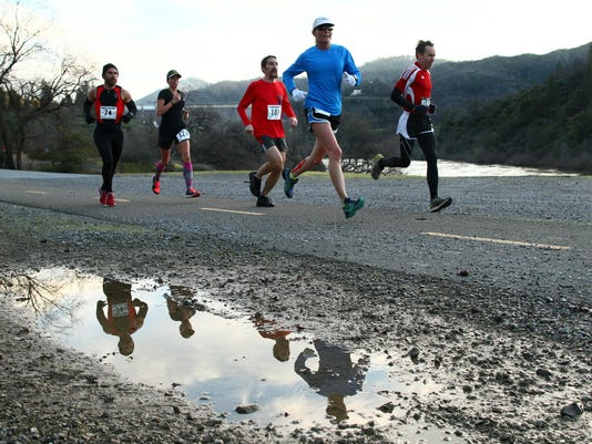 2017 Redding marathon.