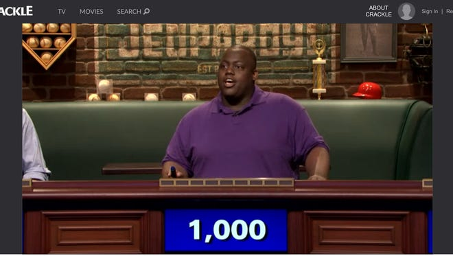 """Earl Holland, Delmarva native, competes on an episode of """"Sports Jeopardy!"""" The episode aired on Wednesday, Oct. 5, 2016."""