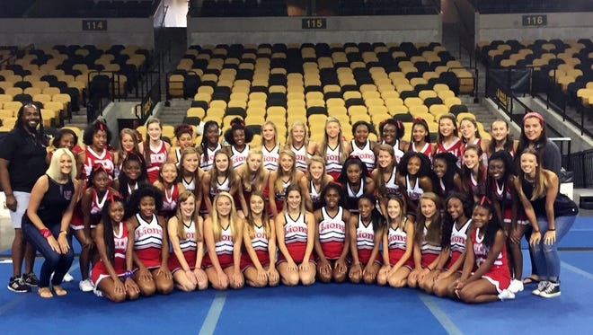The Leon High School cheerleading team in Tallahassee was runner-up in a state championships in the 2015-16 school year.