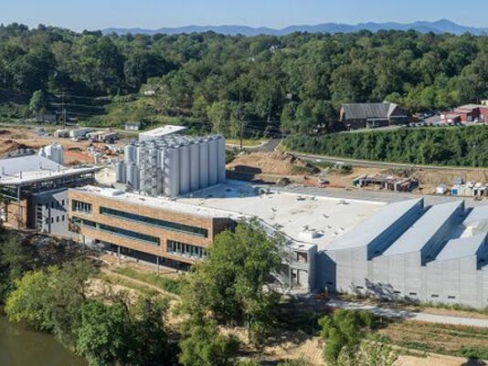 New Belgium opening taproom in February