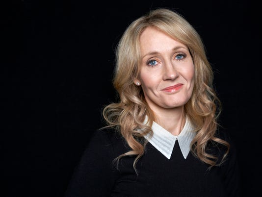 AP BOOKS-ROWLING SPEECH A FILE ENT USA NY