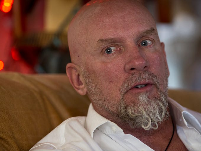 Former ATF agent Jay Dobyns talks about his undercover