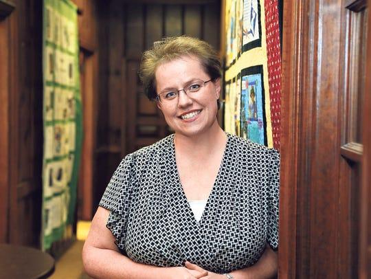 Jennifer Piver, executive director of Mental Health