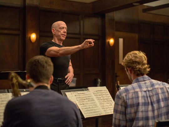 J.K. Simmons as Fletcher in a scene from the motion