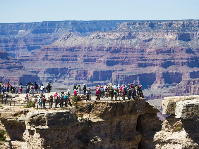 Grand Canyon: This is the Grand Canyon State, and we